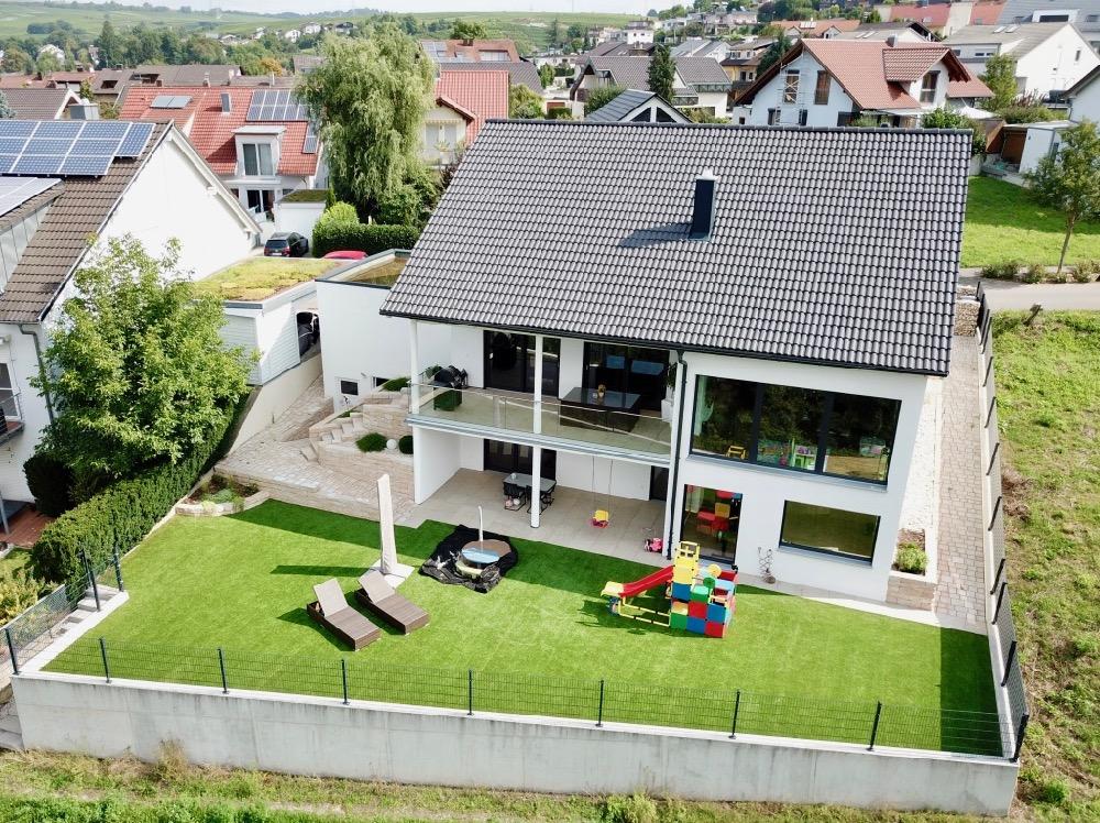 Haus der Handwerker Referenz in Mundelsheim