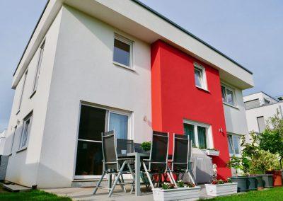Einfamilienhaus mit Flachdach | Familie P. aus Kornwestheim