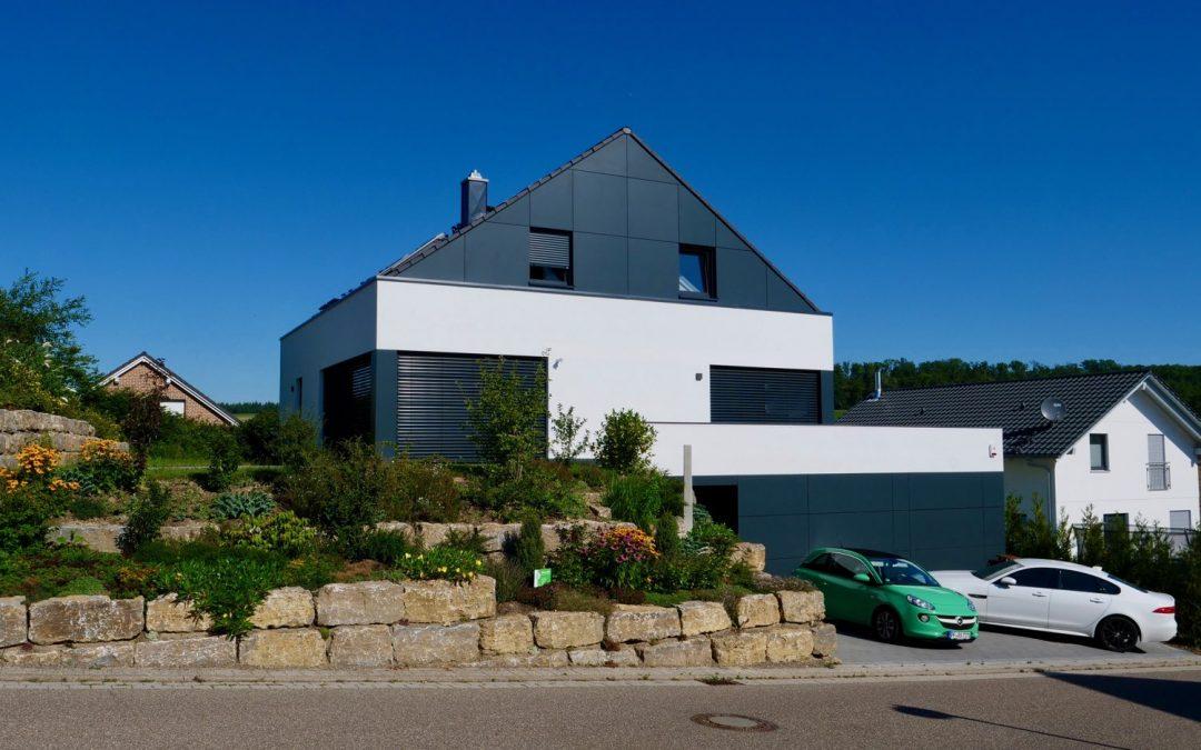 Unser Musterhaus in Mönsheim