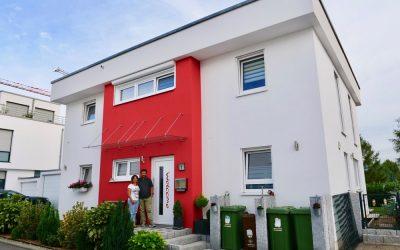 Bauherren im Interview: Familie P. aus Kornwestheim