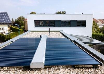 Einfamilienhaus mit Flachdach | Familie K. aus Wiernsheim