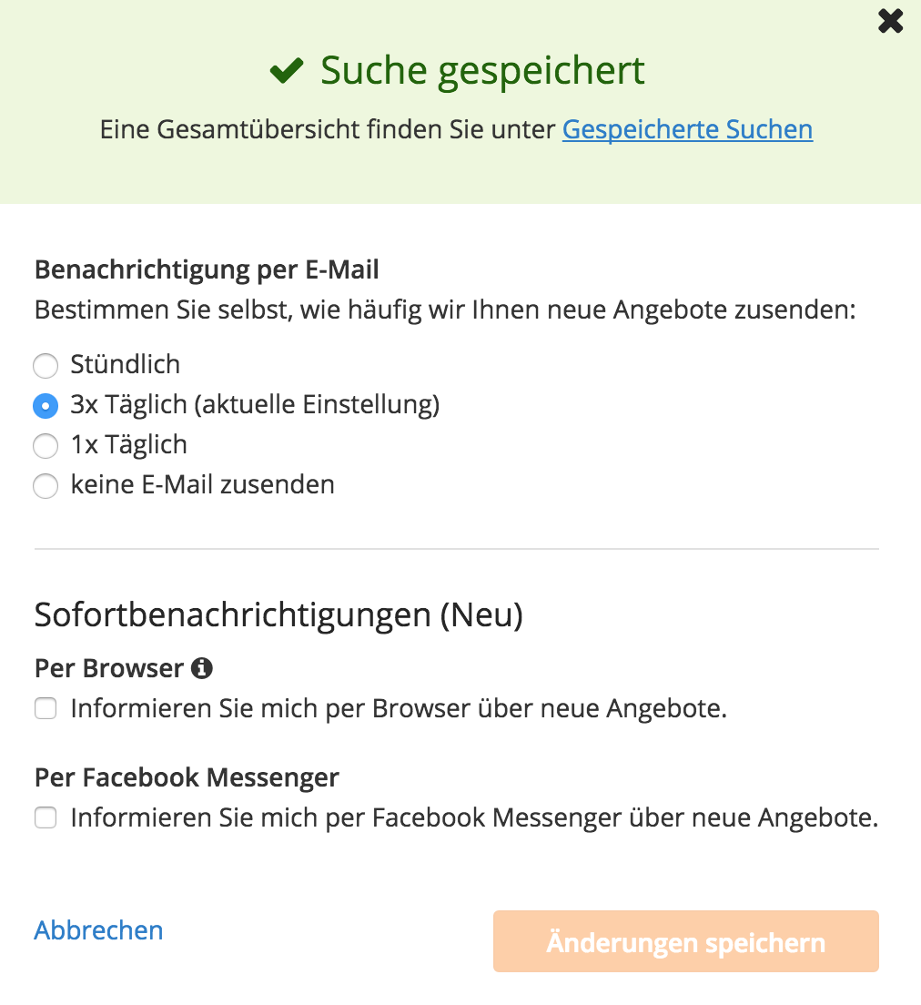 Bauplatzsuche - ImmobilienScout24