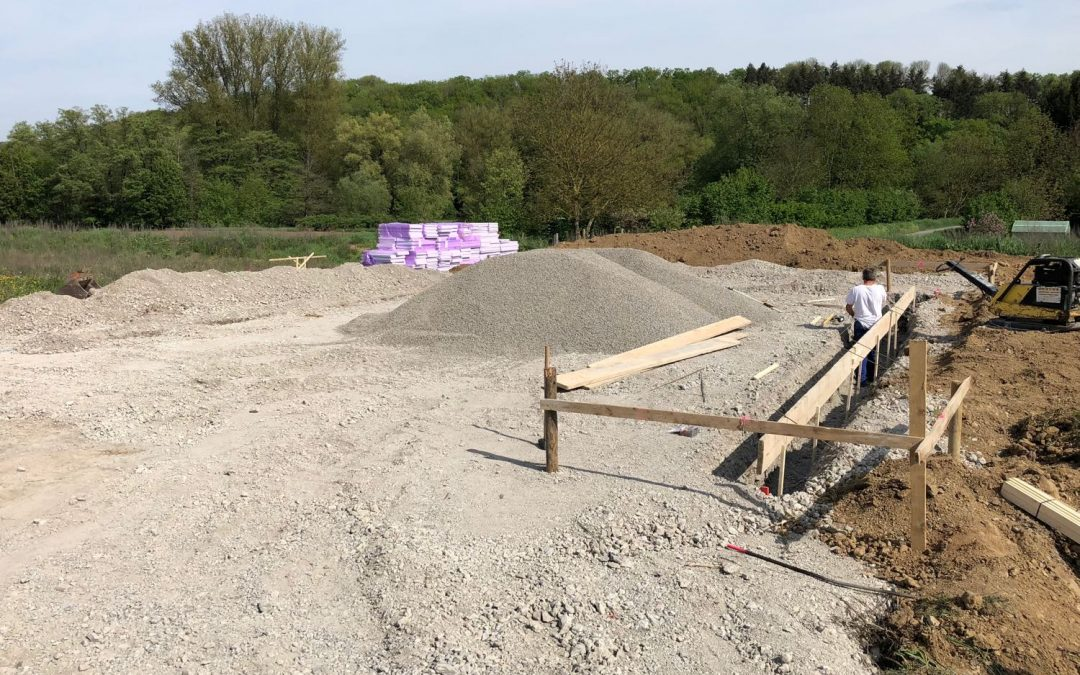 Vor Baubeginn (6): Bauleiter, Rohbauer und der erste Baustellentermin