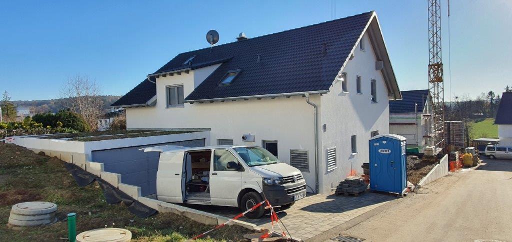 Bundesverband Haus der Handwerker Referenz – Familie B. in Heimsheim