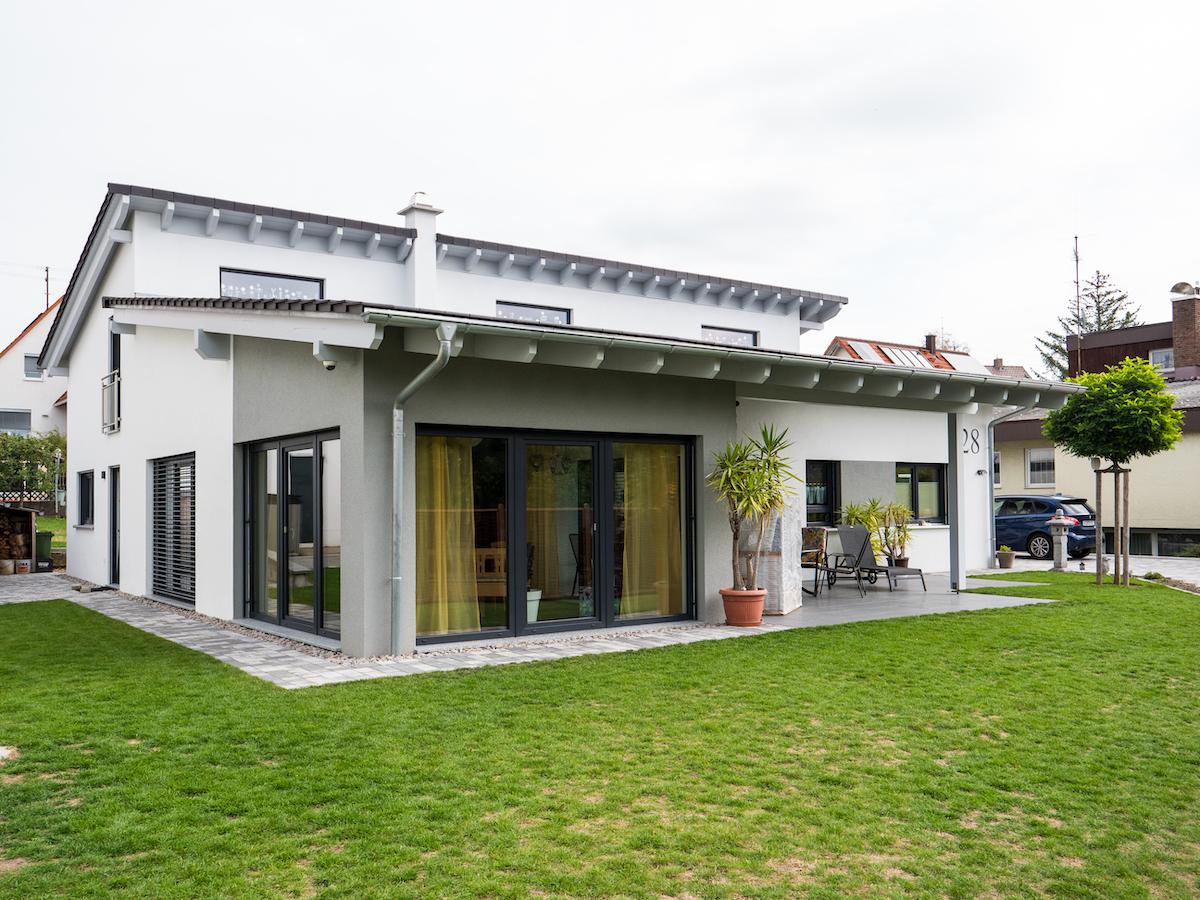 Haus der Handwerker Referenz – Familie P. aus Malmsheim