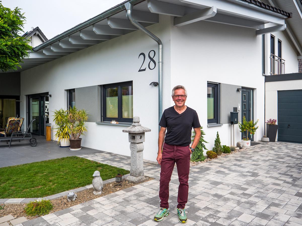 Haus der Handwerker Referenz – Familie P. aus Malmsheim 2