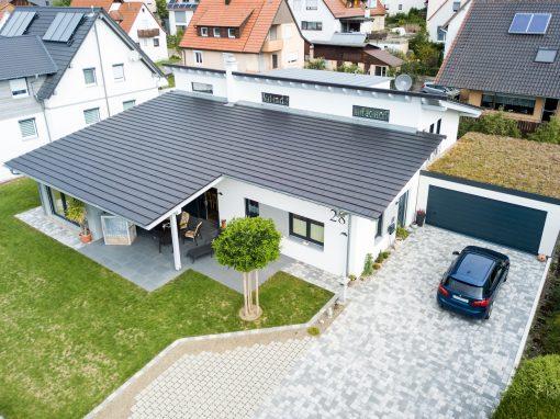 Großzügiges, individuelles Einfamilienhaus | Familie P. aus Malmsheim