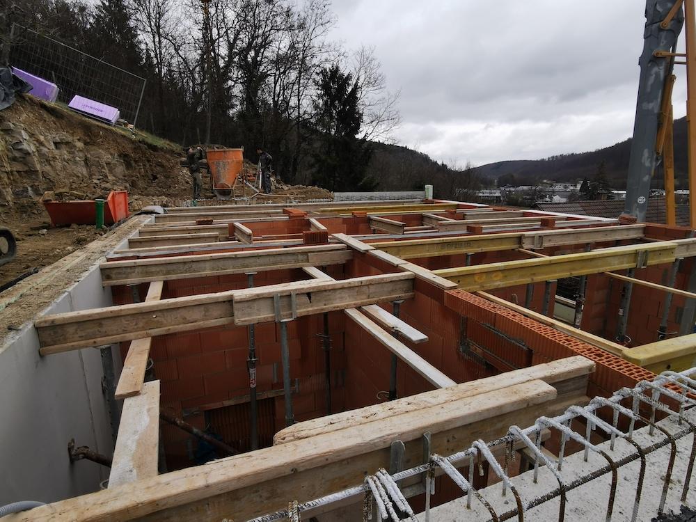 Haus der Handwerker – Bautagebuch 2